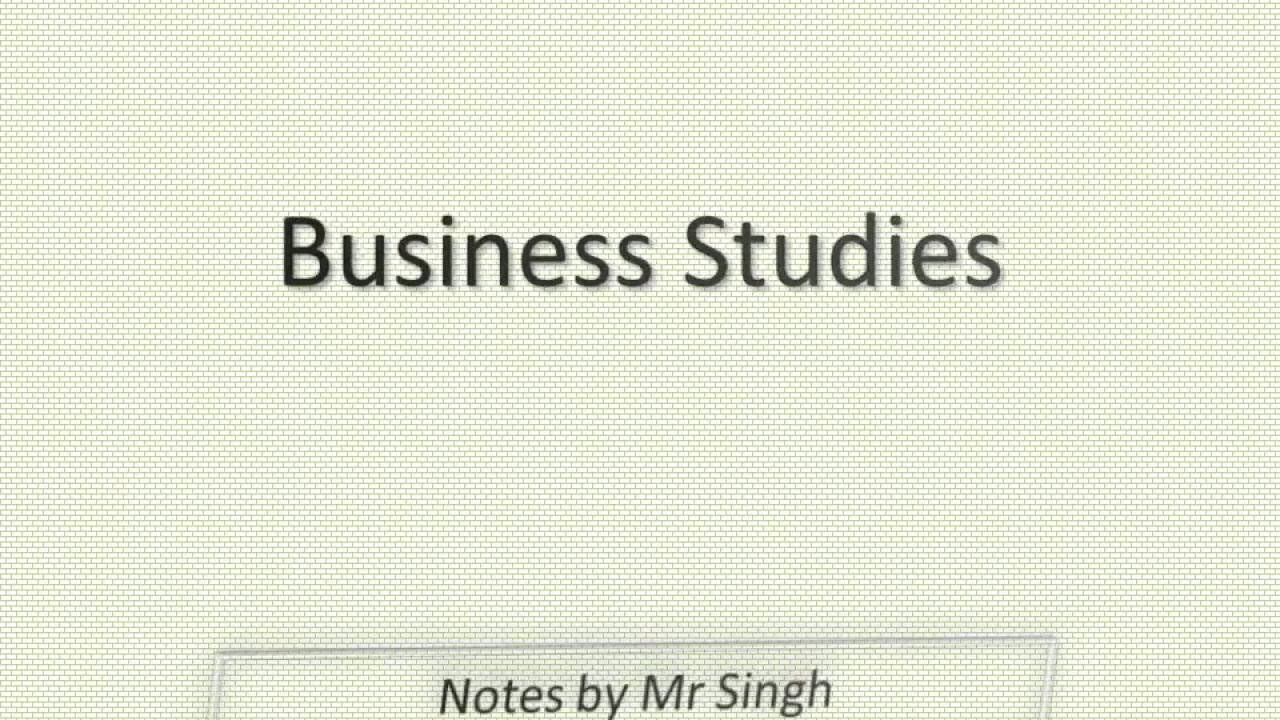commerce study notes year 9 Key notes for business studies subject for class 11 students are given here important topics of 11th business studies are covered these notes will provide you overview of all the chapters and important points to remember.