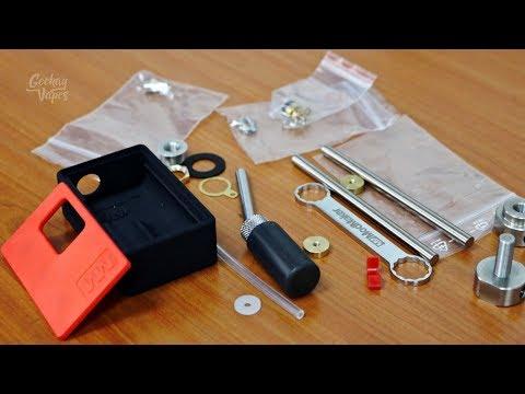 DIY Squonk Mod (Part 2) - ModMaker Parts