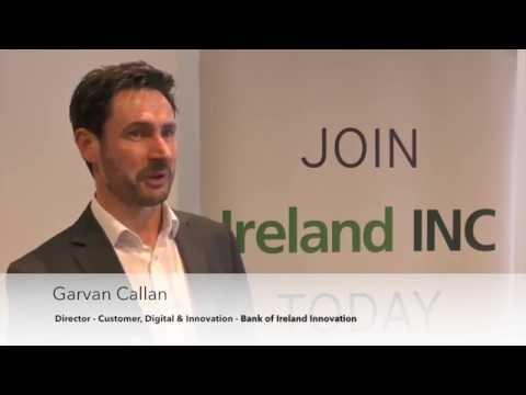 Fintech Ireland 2016 Launch Event