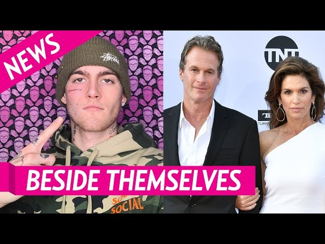 Cindy Crawford and Rande Gerber Are \'Beside Themselves\' Over Son Presley