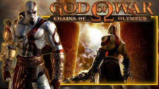 COMO CONFIGURAR GOD OF WAR CHAINS OF OLYMPUS PARA PPSSPP GOLD