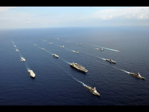US Navy proposing major show of force to warn China in November