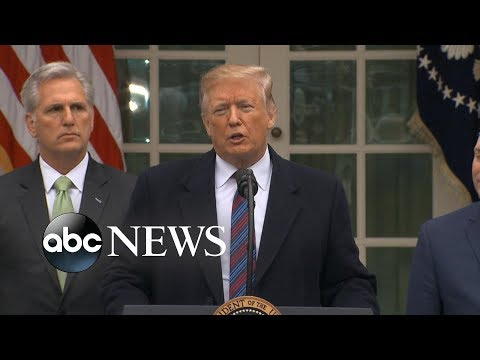 Trump: 'Without borders, we don't have a country'