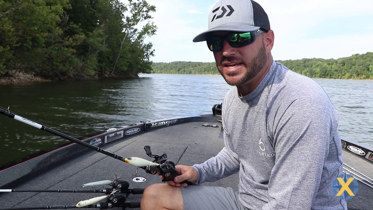 Topwater Baits for Fall Fishing