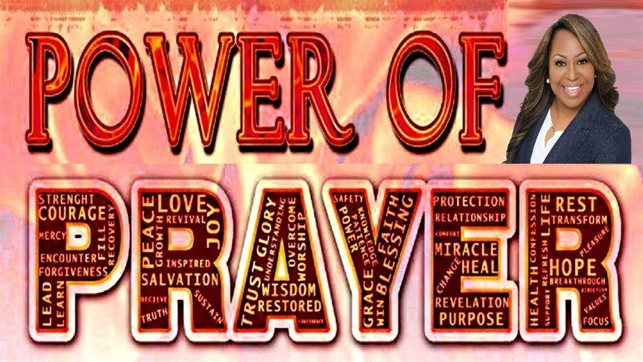 Atomic Power of Prayer (FULL, Fixed, Anointed) by Dr  Cindy Trimm!  Spiritual Warfare