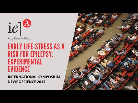 NEWroscience 2013 - Early Life-Stress as a Risk for Epilepsy: Experimental Evidence. Marian Joëls