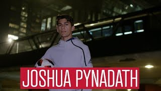 Joshua Pynadath: From California to Amsterdam