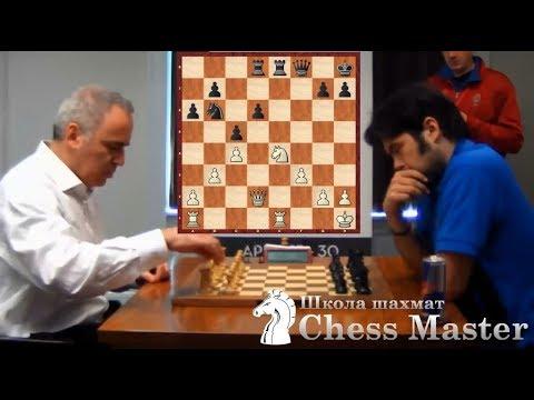 Каспаров НАКАЗАЛ Накамуру за отсталую пешку! Шахматы.