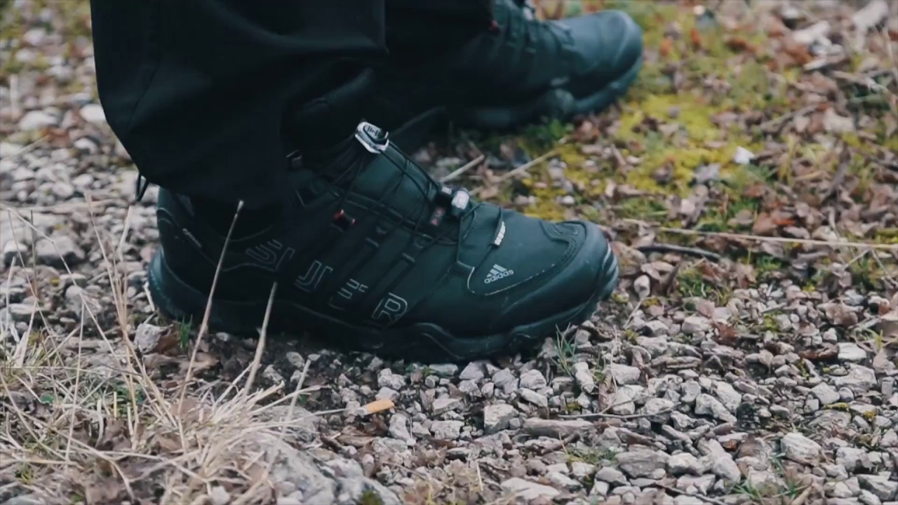 5f9300650 ADIDAS TERREX SWIFT R MID GTX - YouTube