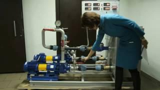 НТЦ-11.60 ''Исследование гидравлических характеристик насосного оборудования с МПСО''