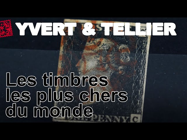 Web-série pour les éditions YVERT & TELLIER