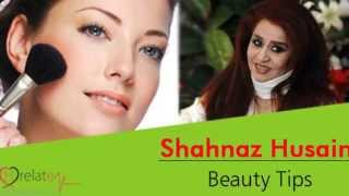 Shahnaz Hussain Beauty Tips in Hindi: Nikhare Apna Chehra