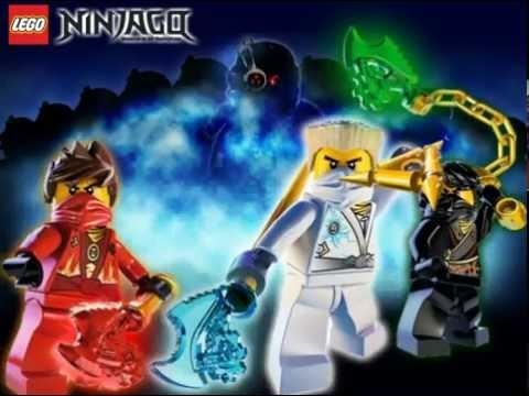 Игра Ниндзя Го Восстание Ниндроидов онлайн Ninjago Rise