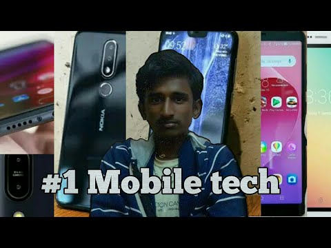 mobile tech news #1 - Nokia x6 - Xgody max 3 - Asus zenfone max 3 - wonderful day mobile .