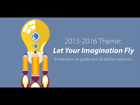 2015 National PTA Reflections Video: Let Your Imagination Fly!