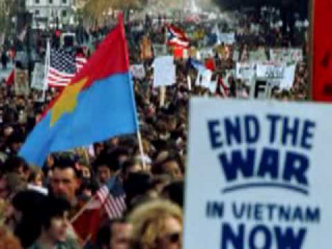 Vietnam War: Protest-Moratorium