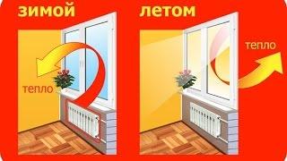 Энергосберегающие окна REHAU(, 2015-04-28T13:30:32.000Z)