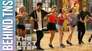"""Behind the Scenes: """"Stand Up"""" - The Next Step"""