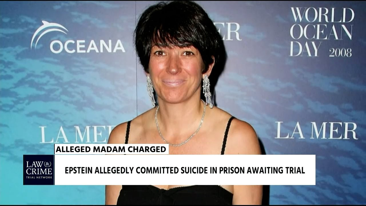 Ghislaine Maxwell loses bid to ban depositions from trial