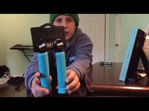 ODI GRIPS UNBOXING|| Jack Toth