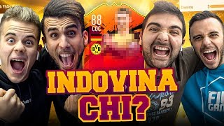 ⚽ INDOVINA CHI con gli HEADLINERS! FIUS GAMER e TATINO23 vs OHM ed ENRY LAZZA! FIFA 19 QUIZ
