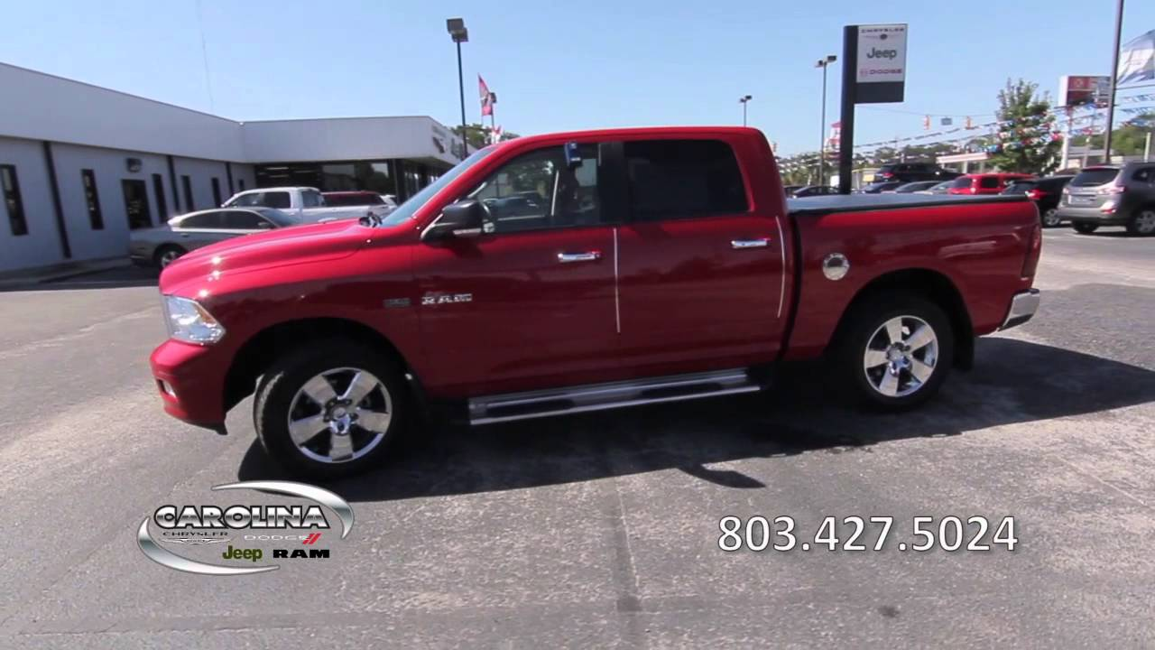 2009 Dodge RAM 1500   Carolina Chrysler Jeep Dodge Preowned Car Sales