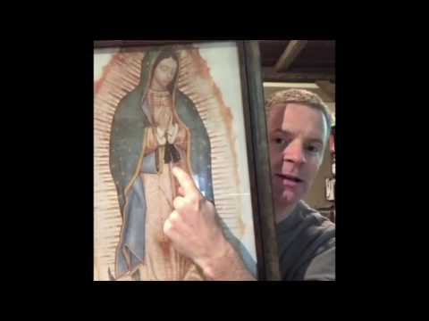 "Christopher West: ""The Theology of Mary's Body: Hidden Mysteries of Our Lady of Guadalupe"" Pt 3 of 4"