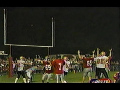 OVAC Rivalry football - 2005 - Monroe Central v. River, Pilots last sec field goal