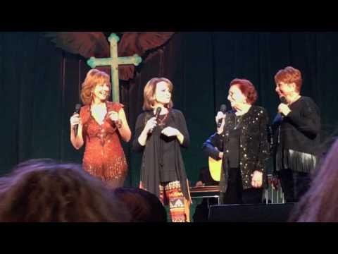 I'll Fly Away - Reba, Susie, Jacqueline & Alice