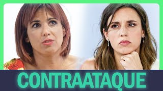 Teresa Rodríguez CONTRAATACA a Podemos