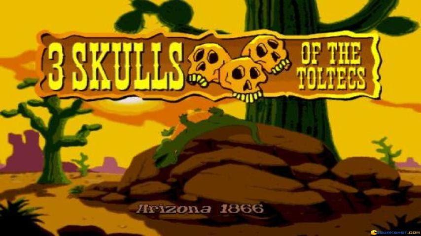 3 skull toltecs