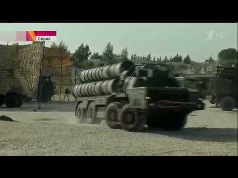Триумф С400 зенитная ракетная система
