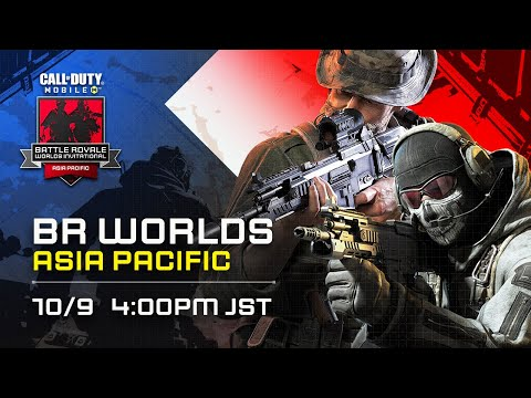 Battle Royale Worlds Invitational: Asia Pacific (ENG) | Call of Duty®: Mobile 2nd Anniversary