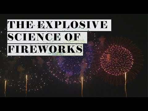 Your Morning Show - How do fireworks work?