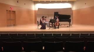 Mendelssohn Piano Trio No 1  II Andante con moto tranquillo