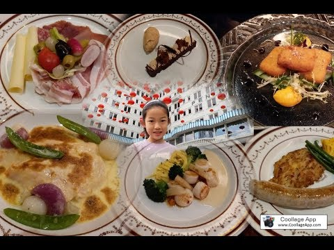 AK 半島瑞樵閣3度菜午餐 The Peninsula Chesa 3 Course Lunch 2019