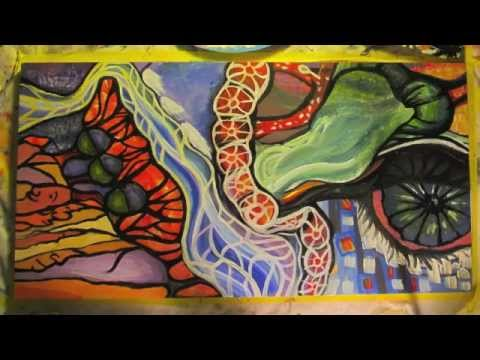 Collaborative Painting 1