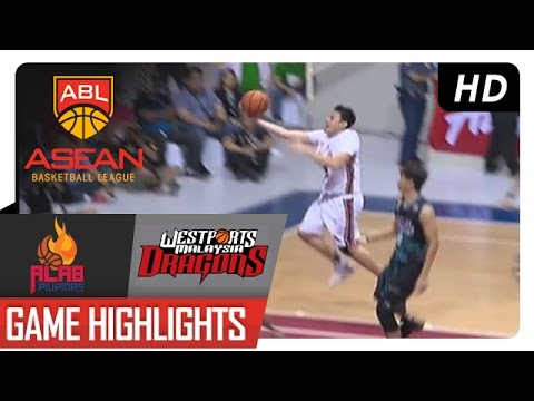 Alab Pilipinas vs. Wesport Malaysia Dragons | ABL | March 6, 2017