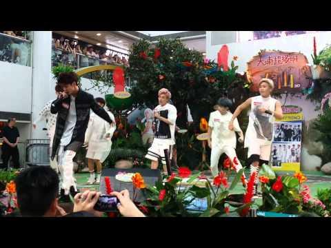 20-07-2014 BOYFRIEND 簽唱會 아이야 (I YAH) @ 大埔超級城