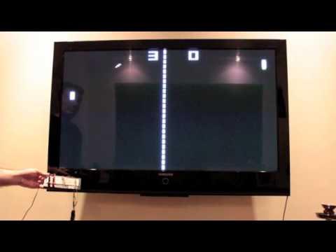 Tiny Pong VGA