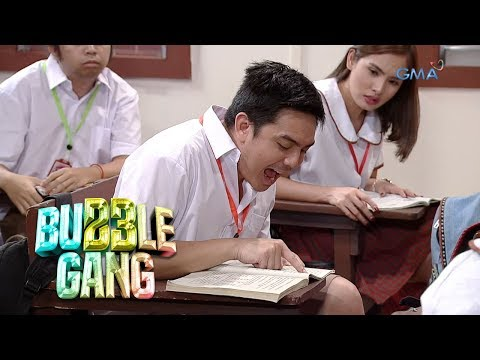 Bubble Gang: Megaphone family