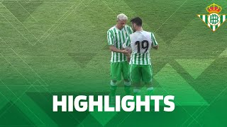 Resumen del partido Real Betis-Nottingham Forest