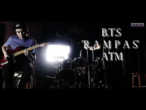 B.T.S Rampas! (Akim And The Majistret) - ATM Single Terbaru .