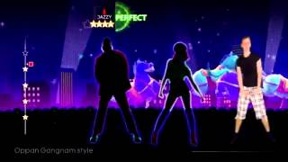 Video Just Dance 4 [DLC] - Gangnam Style (5 Stars) download MP3, 3GP, MP4, WEBM, AVI, FLV Juni 2018