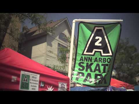 Dream It. Build It. Skate It. (2015) Ann Arbor's No-Skate laws make it nearly impossible for locals to find a place to skate. A group of frustrated skaters band together to build a near $1,000,000 park