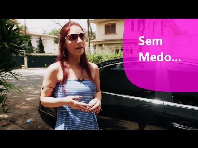 Sem Medo | Sheila Cavallaro | Motorista TOP