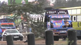 Matatu Graffiti | African Slum Journal