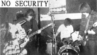 No Security - Ett Rent Helvete (hardcore punk Sweden)