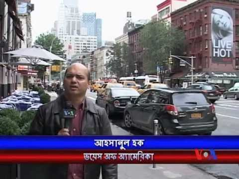 Bangladeshi Taxi Drivers in New York