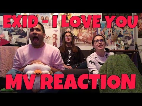 EXID (이엑스아이디) - I Love You (알러뷰) MV Reaction [A FULL SET OF QUEENS!]